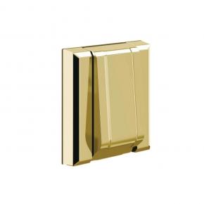Acabamento para Válvula de Descarga Universal Gold Ducon