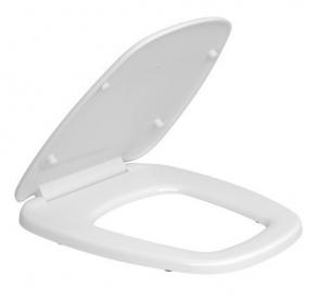 Assento Plástico AP80 Monte Carlo Branco Deca