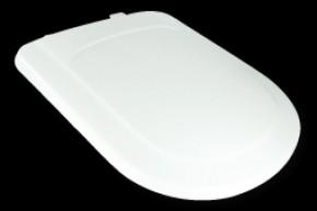 Assento Polipropileno Vogue Plus com Soft Close Branco Tupan