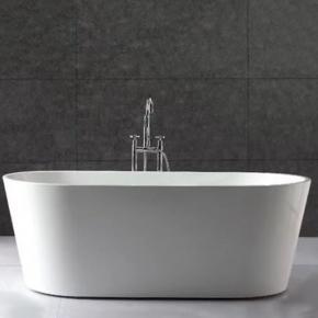 Banheira Contemporânea 1,50x80 Gamboa Branca Immersi