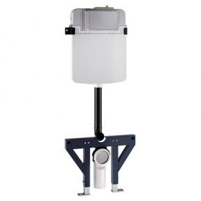 Caixa de Descarga Embutida G.3008 Para Alvenaria e Drywall - Bacia Suspensa Docol