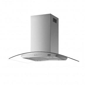 Coifa de Ilha Glass Clasic Touch 127v 90cm Franke