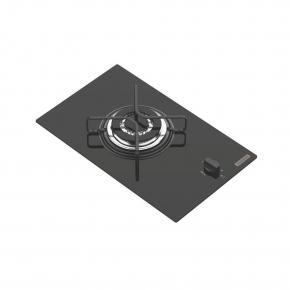 Cooktop Domino 1 Queimador a Gas com Tripla Chama 31x51x11,3 Domino 1GG Tri 30 Tramontina