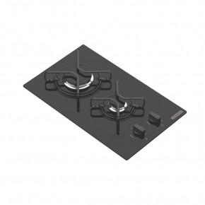 Cooktop Domino 2 Queimadores a Gás 31x51x10,3 Domino 2GG 30 Tramontina