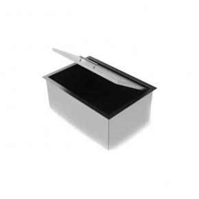 Cooler de Embutido 27,6 Litros Inox 300x400mm Xteel