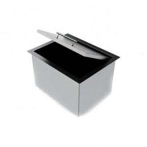 Cooler de Embutido 55,2 Litros Inox 400x600 Xteel