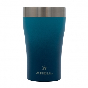 Copo Térmico com Isolamento a Vácuo Tulip 500ml Ocean Blue Arell