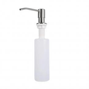 Dispenser Dosador Para Detergente Inox Calha Úmida