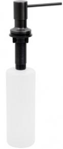 Dosador de Sabão Black com Recipiente Plástico 500ml Tramontina