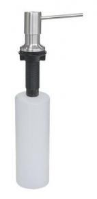 Dosador de Sabão em Aço Inox com Recipiente Plástico 500 ml Tramontina