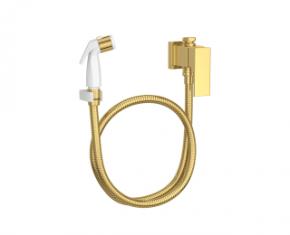 Ducha Higiênica com Registro e Derivação Unic 1984 GL90 ACT Gold Deca