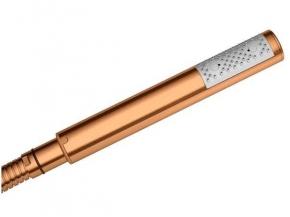 Ducha Manual Cilindrica Gold Matte Deca