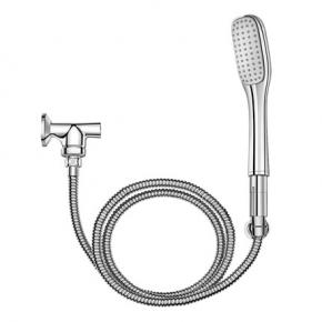 Ducha Manual R95 para Chuveiro Redondo com Desviador Docol