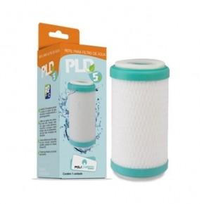 """Refil PLD para Filtros Ponto de Uso de 5"""" Policarbon"""