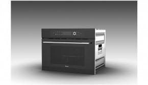 Forno Micro-Ondas Combinado Digital 60cm 10 Funções Montreal Debacco 220V