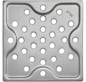 Grelha Inox Simples Quadrada 15x15 Tramontina