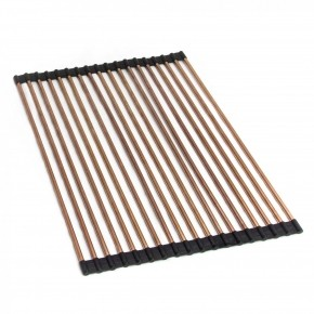 Grid Drainer 44x33 Red Gold Cnox
