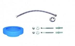 Kit de Instalação para Bacia com Caixa Acoplada e Fixação Vertical 1200 Deca