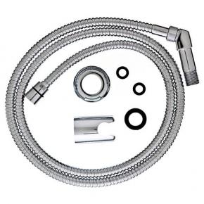 Kit Flexivel com Suporte para Ducha 4606 Cromado Deca