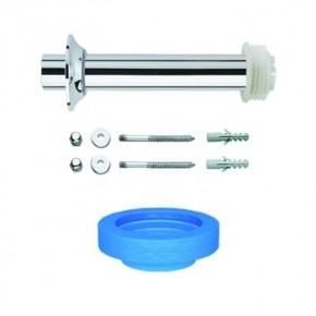 Kit para Instalação de Bacias Convencionais 1200 Cromado Deca