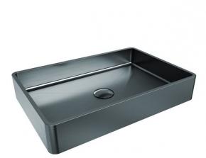 Lavabo Primaccore de Apoio 470 90920 Black Matte 47x32 Debacco