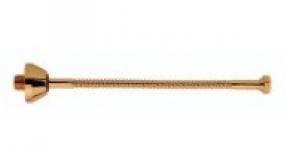 Ligação Flexível 40cm Gold Matte Deca