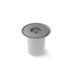 Lixeira de Embutir 136x300mm 8,5 Litros Xteel