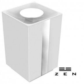 Lixeira Miss by Zen 5 Litros Branca Zen Design