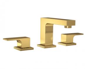 Misturador Lavatorio Mesa Bica Baixa 1875 Unic Gold Deca