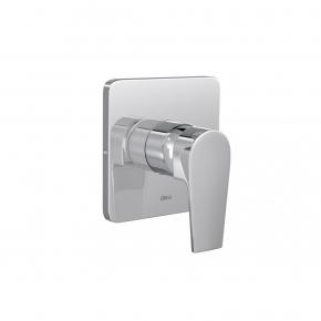 Misturador Monocomando de Chuveiro Level 2993 C26 Cromado alta e baixa pressão Deca