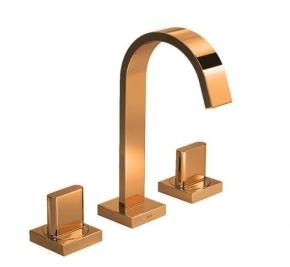 Misturador Para Lavatório de Mesa Polo Red Gold Deca