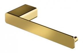 Papeleira Flat Ouro Polido Docol
