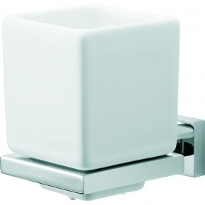 Porta Escova 2090 Quadratta C83 Cromado Deca