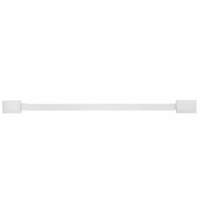 Porta Toalha de Banho Classic White Branco Fosco Ducon