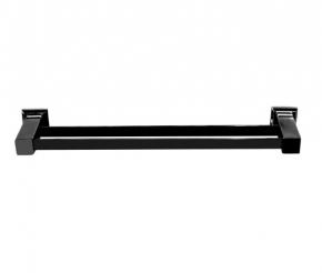 Porta Toalha de Banho Duplo em Aço Inox 51cm Ducon