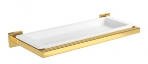 Prateleira Quadratta 2030 GL83 Gold Deca