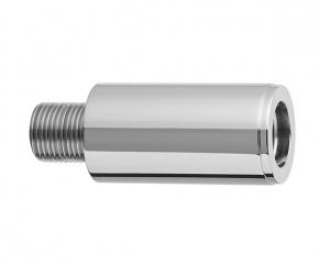 Prolongador para torneira Pressmatic 120 Cromado Docol