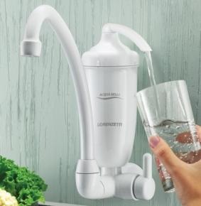 Purificador De Agua Com Torneira Acqua Bella Branco