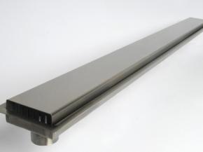 Ralo Linear Seco 1,40mt Multi Master em Inox
