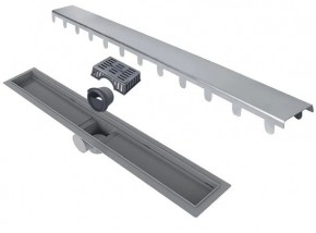 Ralo Linear Smart 60cm Tampa Inox Sifonada