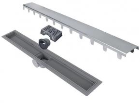 Ralo Linear Smart 70cm Tampa Inox Sifonada