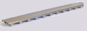 Tampa em inox de 70cm para Ralo Linear Smart
