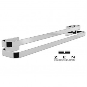 Toalheiro Duplo 500mm Woman Zen Design