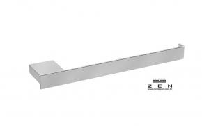 Toalheiro Ponto 30cm BE Zen Design Polido/Cromo