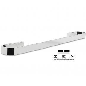 Toalheiro Simples 500mm Woman Zen Design Polido/Cromo