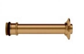 Tubo de Ligação para Bacia 1968 Gl MT Gold Matte Deca