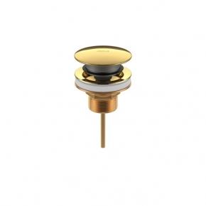 Válvula de Escoamento Click para Lavatório 1601 Luxo Gold Deca