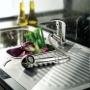 Misturador Monocomando Cozinha com Bica Móvel Spray 2266 Allure Cromado Lorenzetti