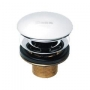 Valvula de Escoamento para lavatorio 1601 Luxo Cromado Deca