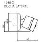 Ducha Lateral Luxo 1988 Deca